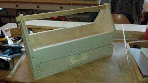steigerhout gereedschapkist