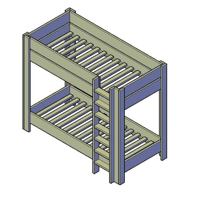 Genoeg Steigerhout Bed Maken? Makkelijker dan je denkt - Klik snel verder! #HF51
