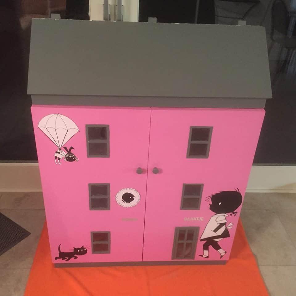poppenhuis maken bouwtekening pdf