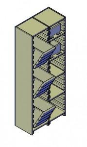 houten kast maken voorraadkast