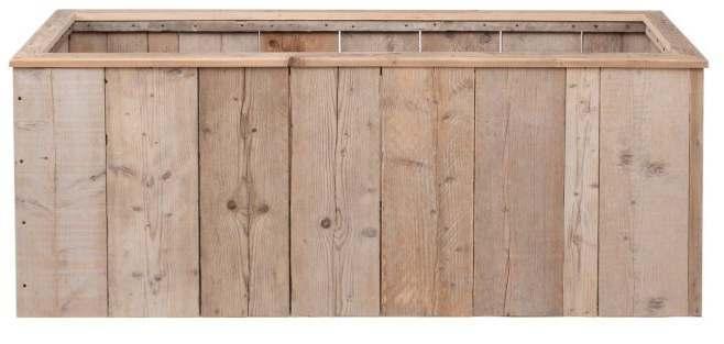 houten plantenbak maken ik dit al vaker gedaan lees