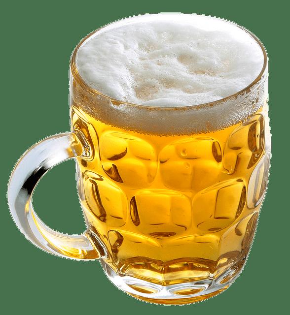 steigerhouten bar maken biertje