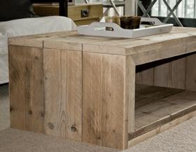 steigerhout salontafel zelf maken tekening