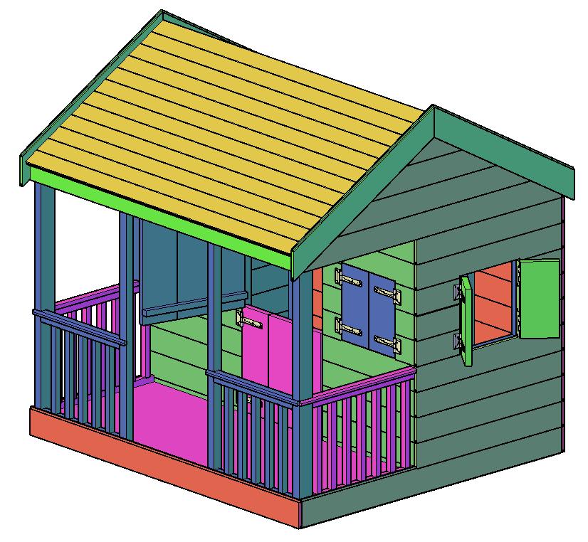 bouwtekening speelhuisje zonder glijbaan pdf download