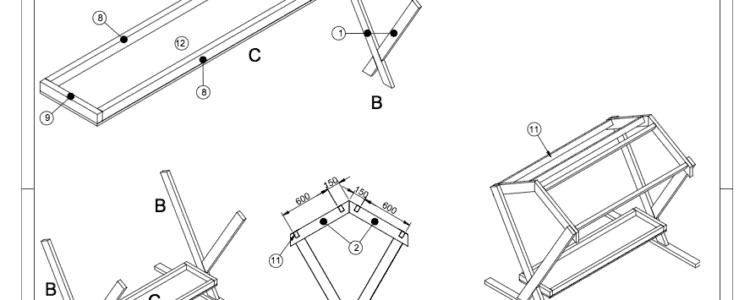 hooiruif maken tekening pdf download