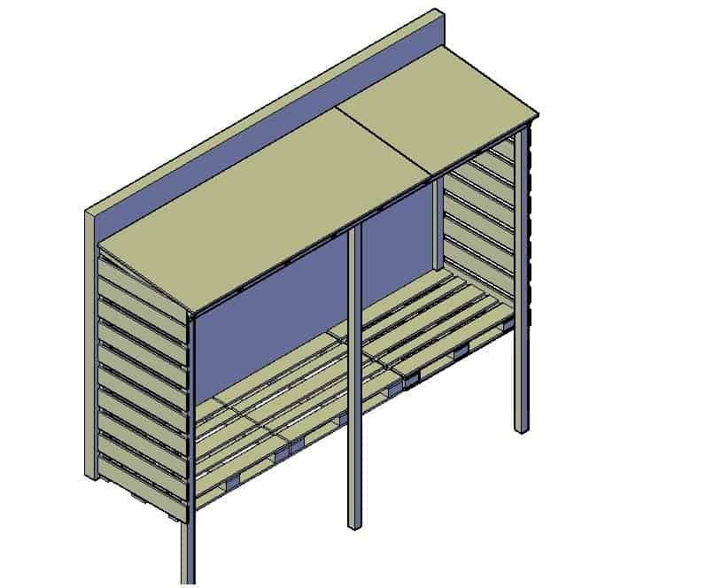 bouwtekening groot houthok maken pdf download