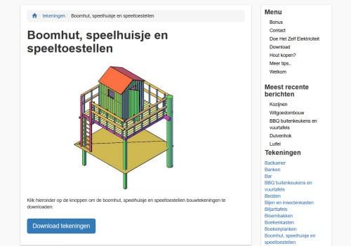 freds bouwtekeningen pdf download ledengedeelte