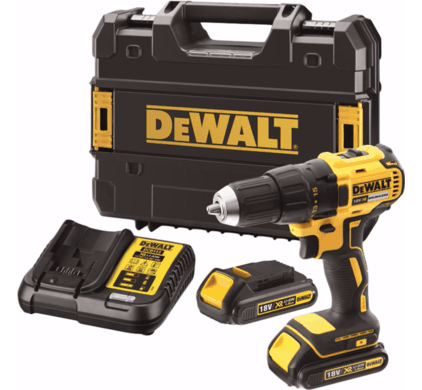 professionele accuboormachine set dewalt