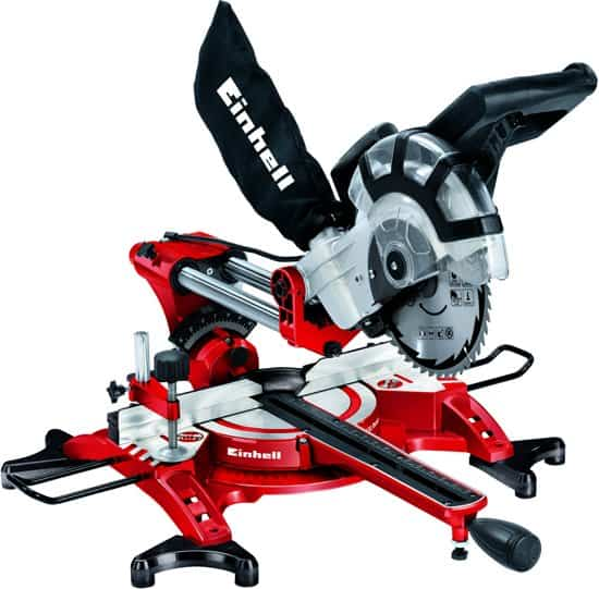 Einhell TC-SM 2131 review en ervaringen