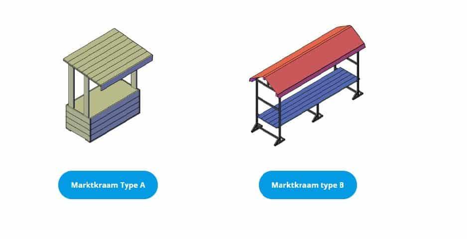zelf een houten marktkraam maken