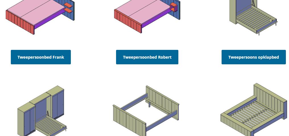 bouwtekeningen tweepersoons bed steigerhout pdf download